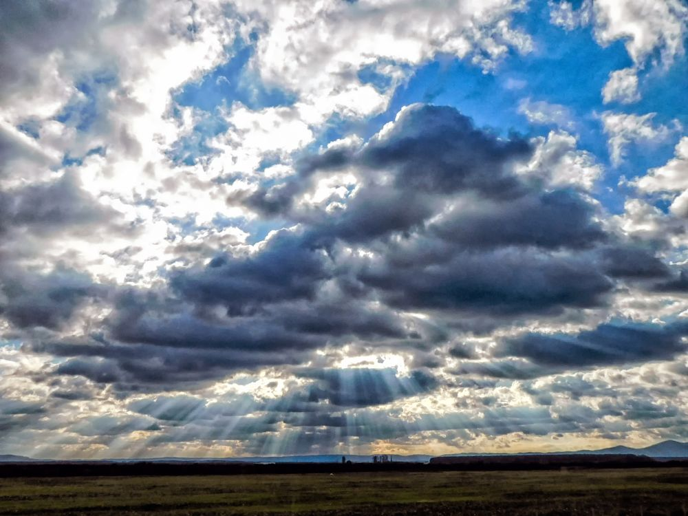 Photo in Landscape #field #landscape #sky #clouds #hopecontest