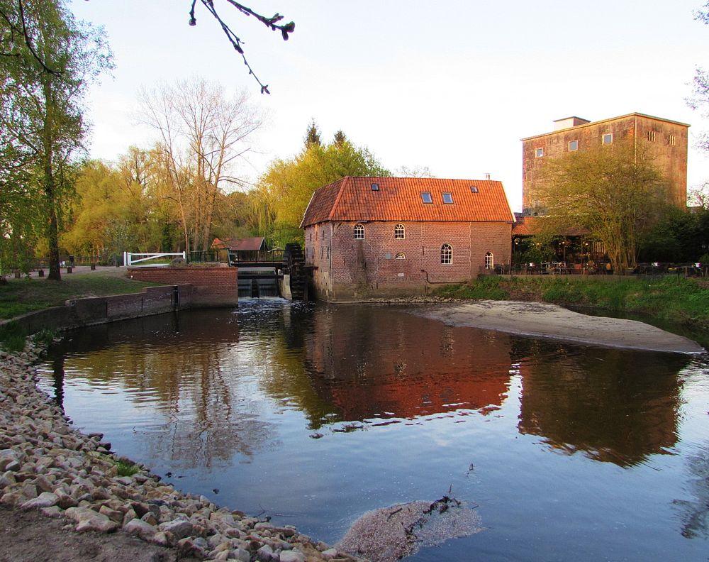 Photo in Random #camera #water mill #watermolen #berenschot #netherlands #nederland #water #molen #nature #historie