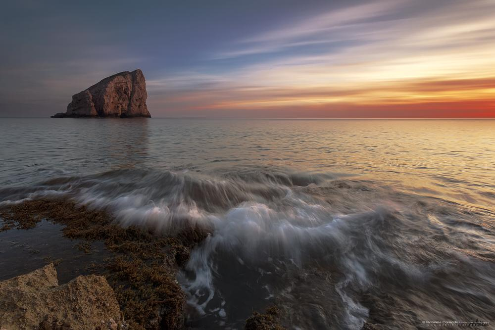 Photo in Landscape #sardegna #sardinia #alghero #capocaccia #seascape