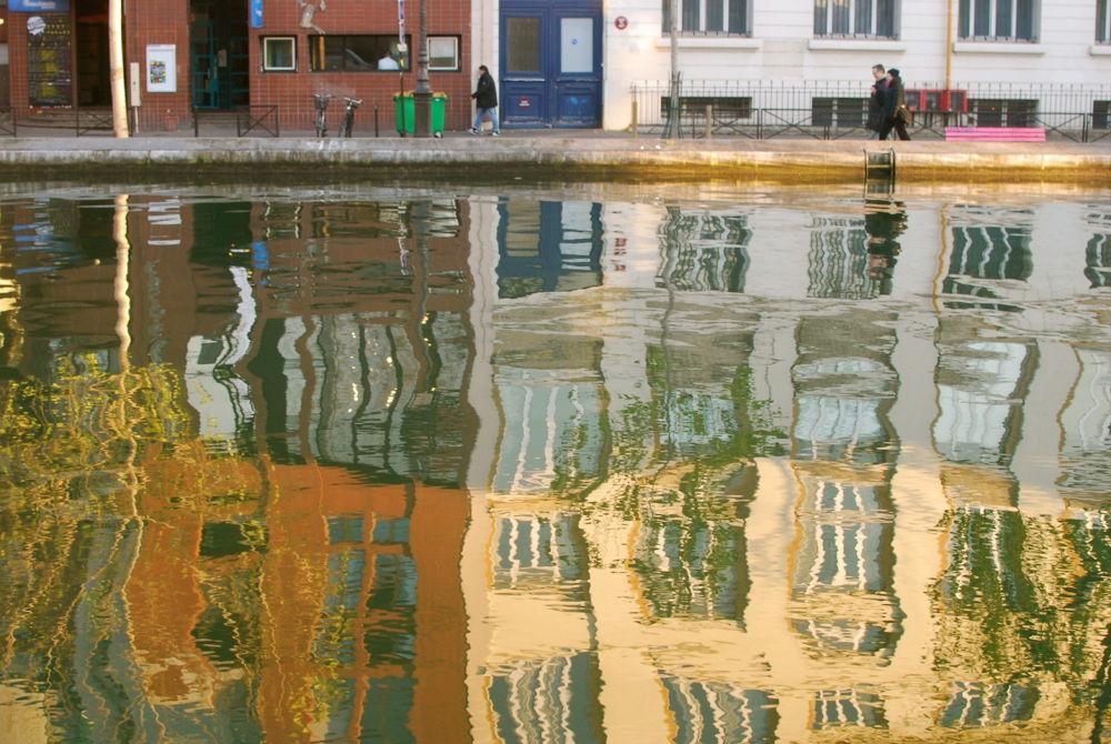 Photo in Street Photography #paris #10 arrondissement #canal saint martin #street photography