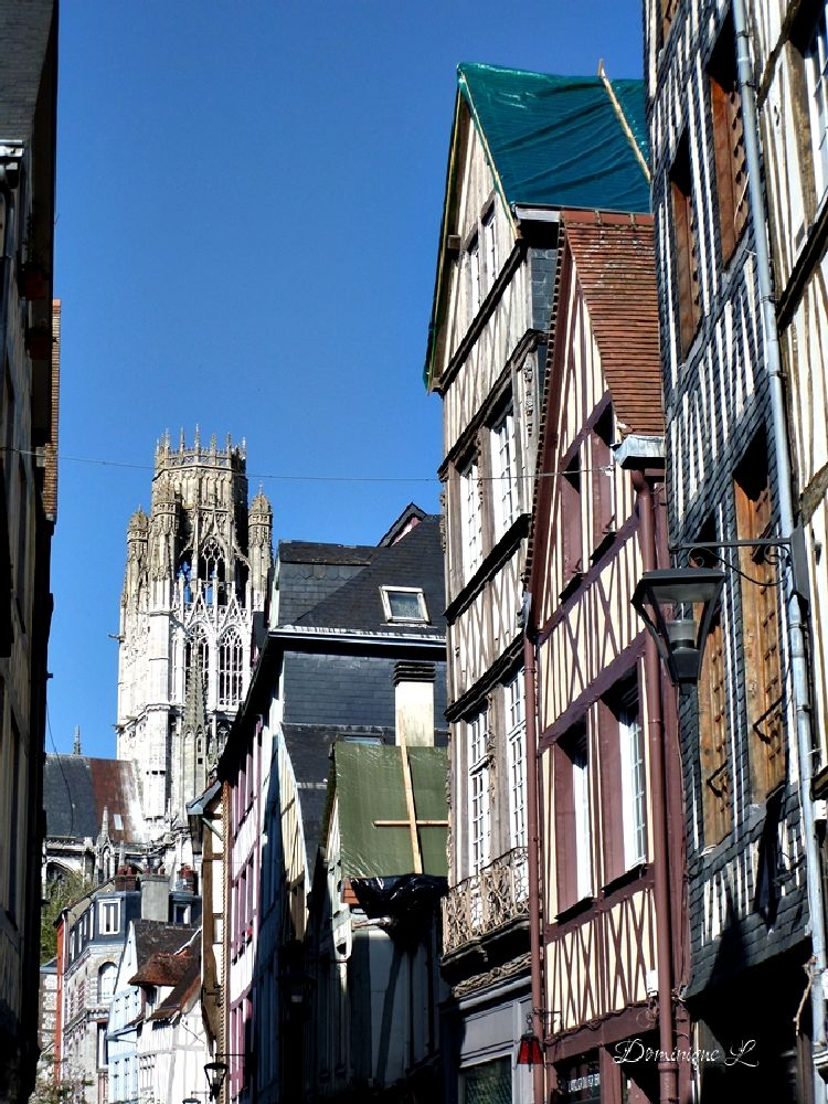 Photo in Architecture #rouen #old #house #normandy