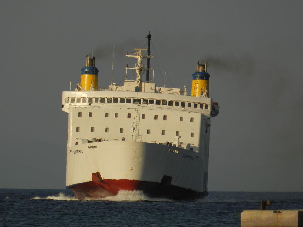 Photo in Random #ierapetra ship