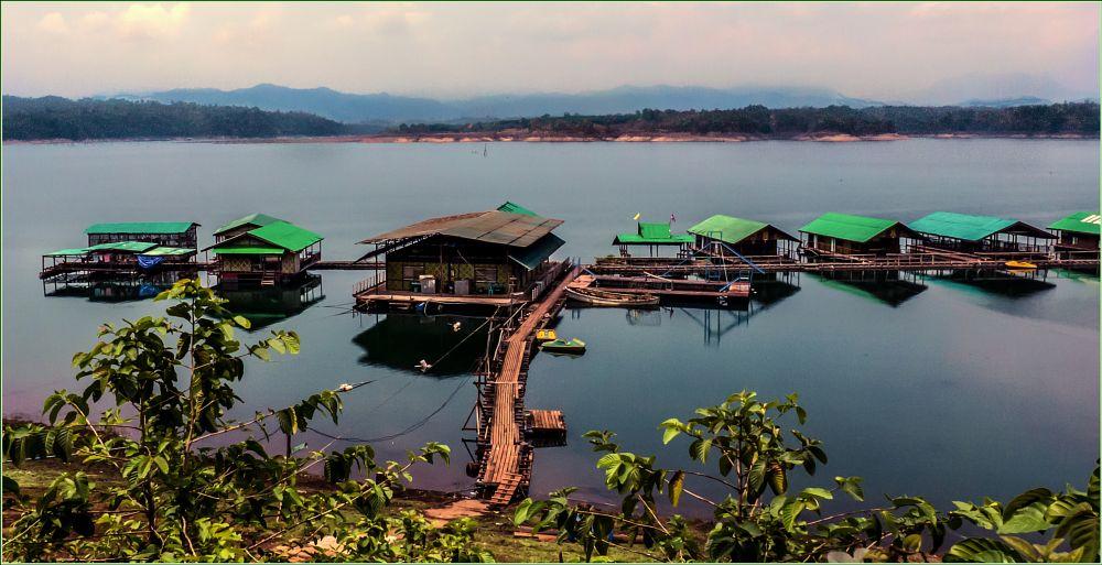 Photo in Landscape #water #landscape #cityscape #thailand #greg towle