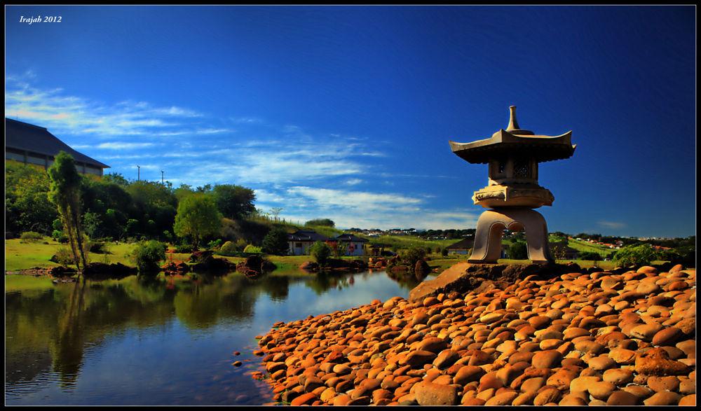 Photo in Random #japanese garden #nippon garden #garden #brazil garden #brazil #japon jardim #jardim japones