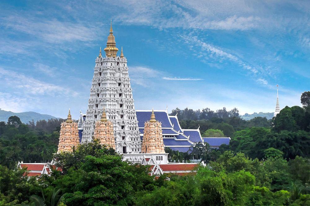 Photo in Travel #williamreid temple wat yanas #thailand tourism