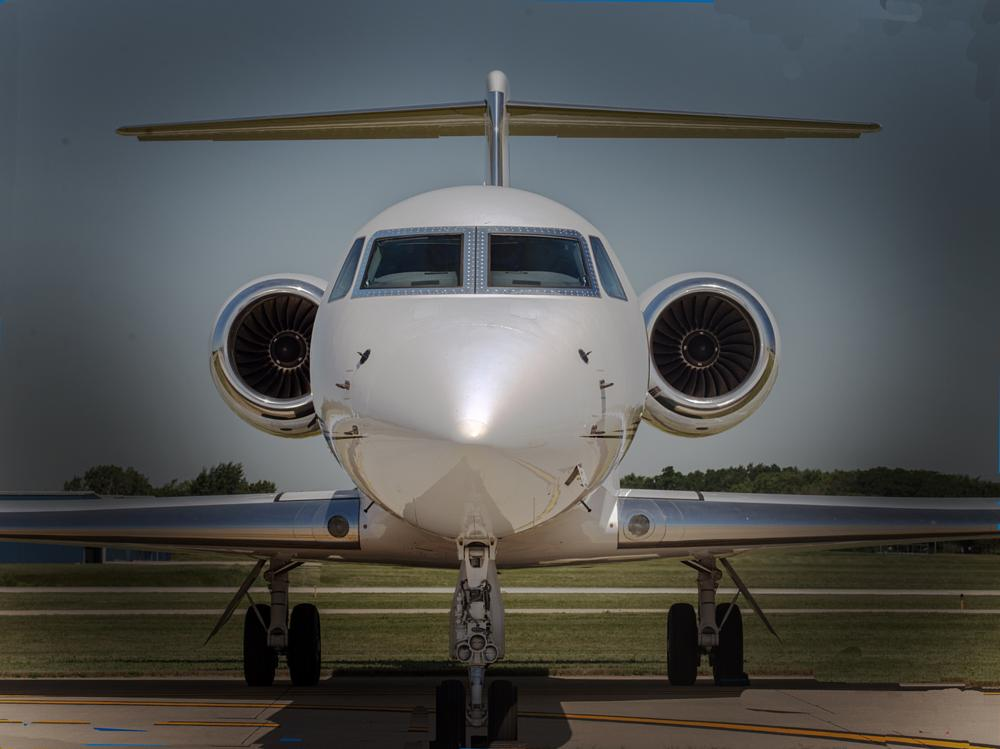 Photo in Travel #jet #airport #lear