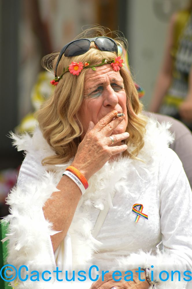 Photo in People #coventry pride #lgbt #lgbt+ #trans