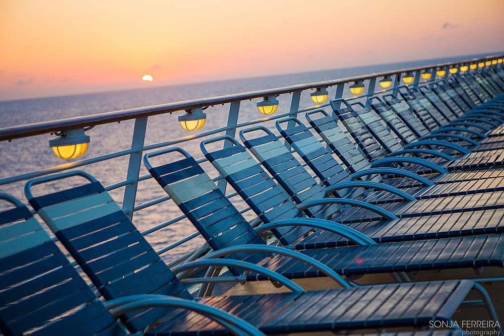 Photo in Sea and Sand #sunset #landscape #cruise