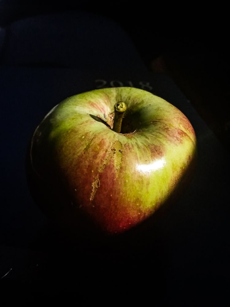 Photo in Abstract #apple tizer #abstract