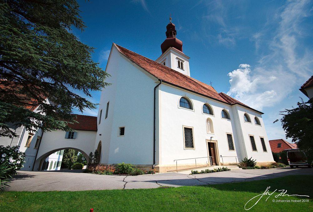 Photo in Architecture #parish church #straden #mariä himmelfahrt