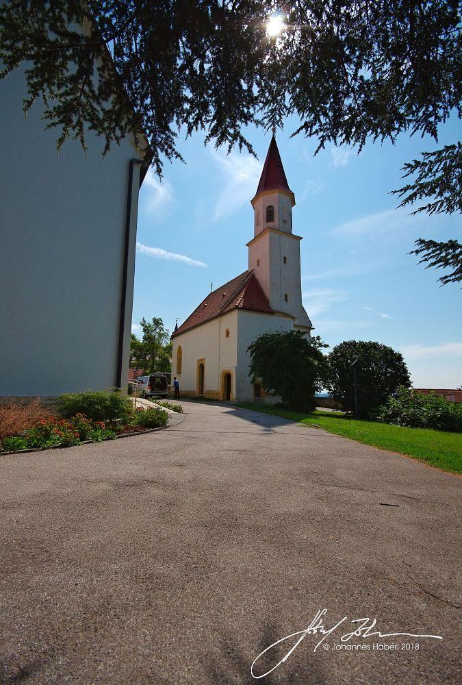 Photo in Architecture #straden #ossuary #church