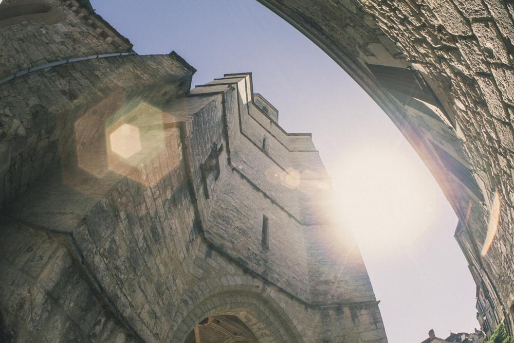 Photo in Architecture #martel #saint-maur church #france