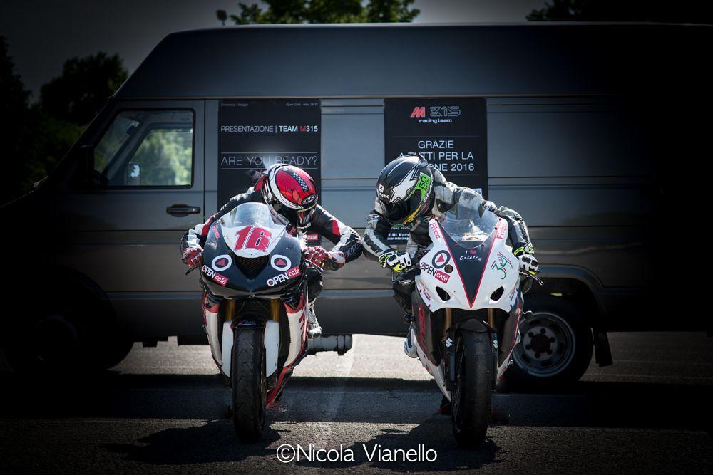 Photo in Publicity #moto #sbk #italy #veneto #treviso