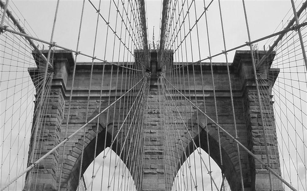 Photo in Random #bridge #brooklyn