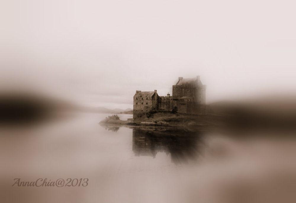 Photo in Random #castle #eilean donan #scotland