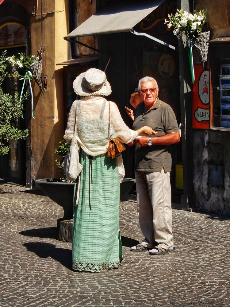 Photo in Street Photography #people #street photography #urban #vintage #meeting