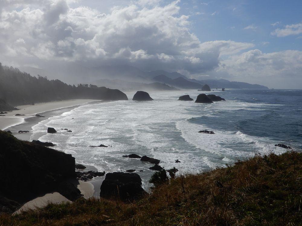Photo in Landscape #nature #landscape #waterscape #beach #ocean #shore