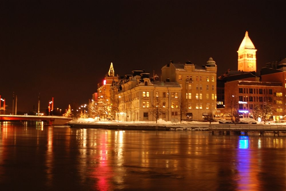 Photo in Random #2010 #norrköping #dec