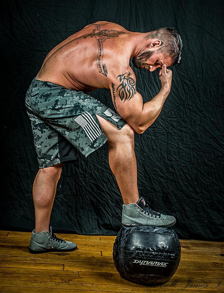 Photo in Sports #male model fitness
