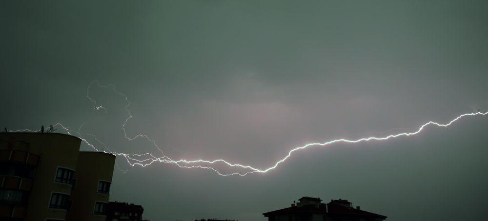 Photo in Random #thunder #nikon #nikon d7100