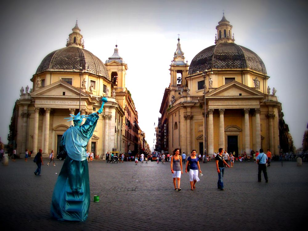 Photo in Travel #rome #italy #travel #piazza