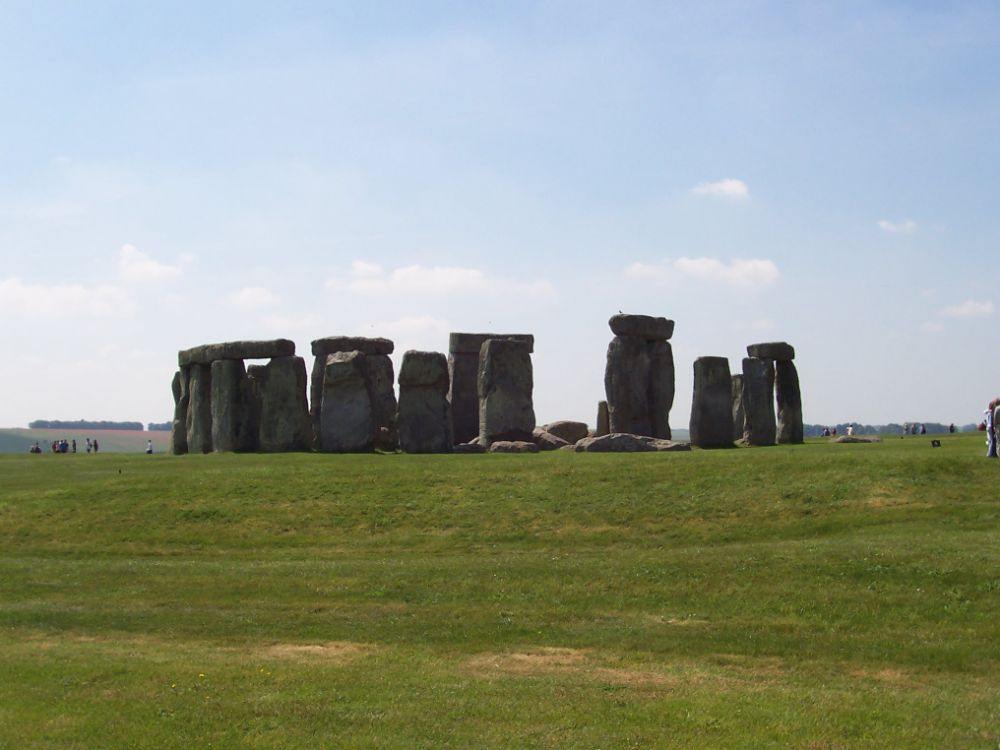 Photo in Landscape #england #monument #famous #landmark #uk #travel #prehistoric #mystery