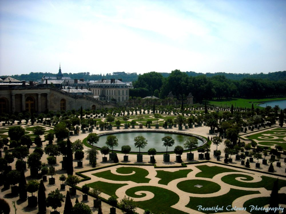 Photo in Landscape #versailles #france #travel #nature #beauty #garden #famous