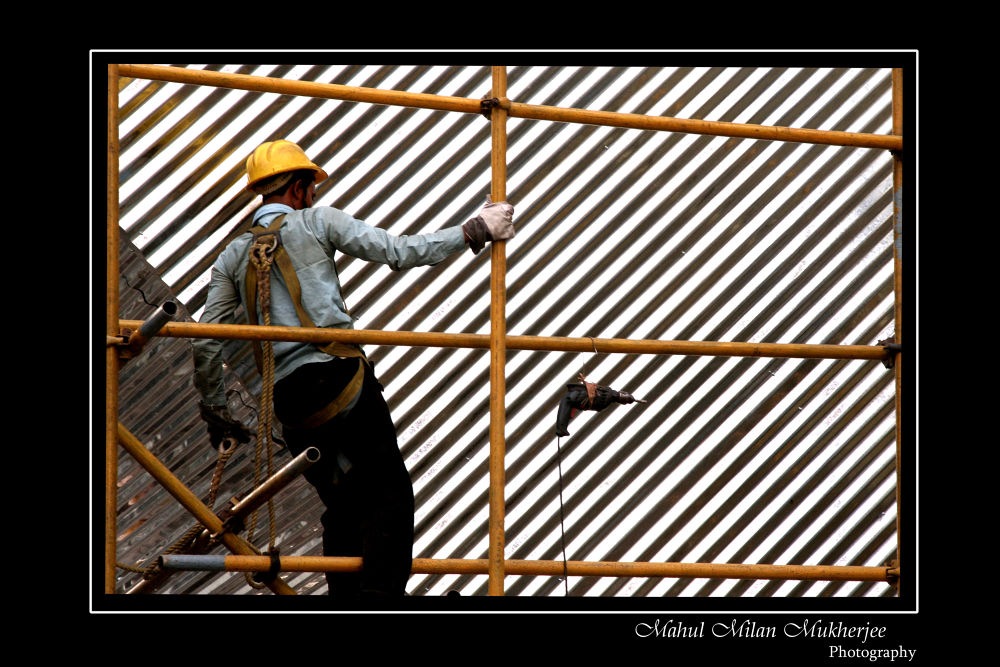 Photo in Industrial #industrial #colour #photo #photography #work man