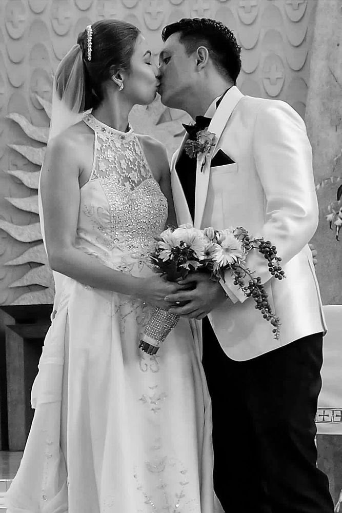 Photo in Portrait #marriage #couples #tenderness #love