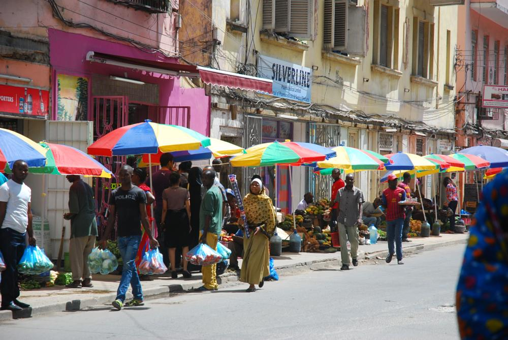 Photo in Street Photography #street #market #busy #tanzania #africa #daressalaam #colourful #alive