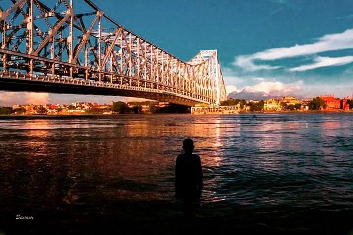 Photo in Random #bridgessunset