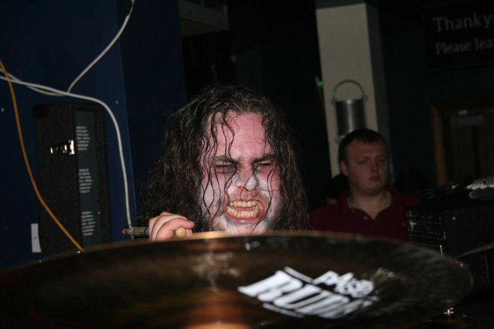 Photo in Concert #sa-da-ko #thrash metal #live music #gregzilla jones #southport #the fox and goose
