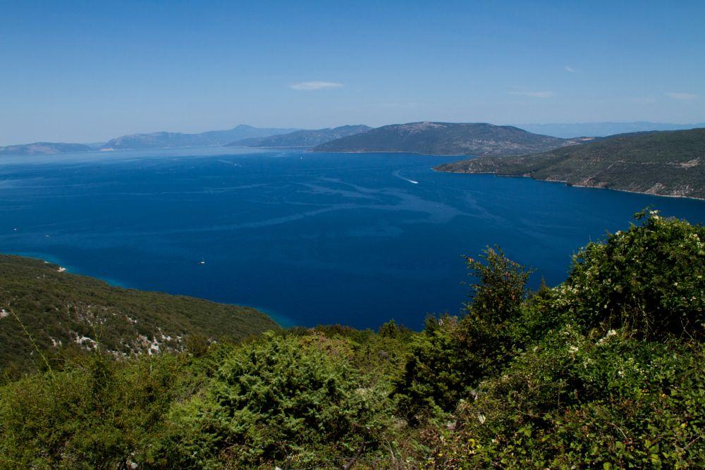 Photo in Landscape #cres #coast #islands #sea