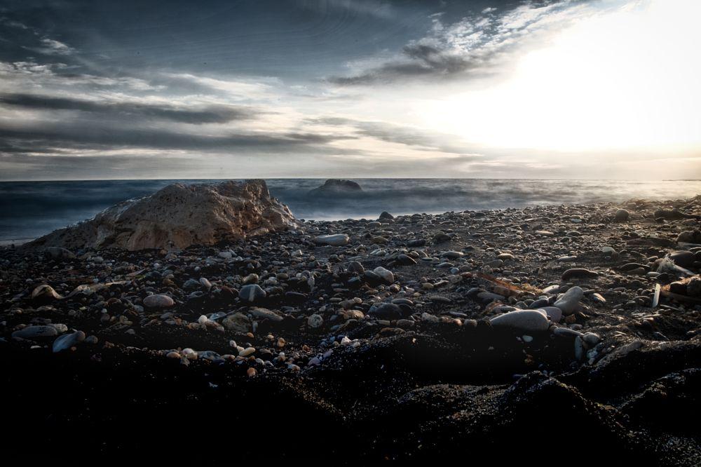 Photo in Sea and Sand #nikon #d700 #genesis #sea #sand #light
