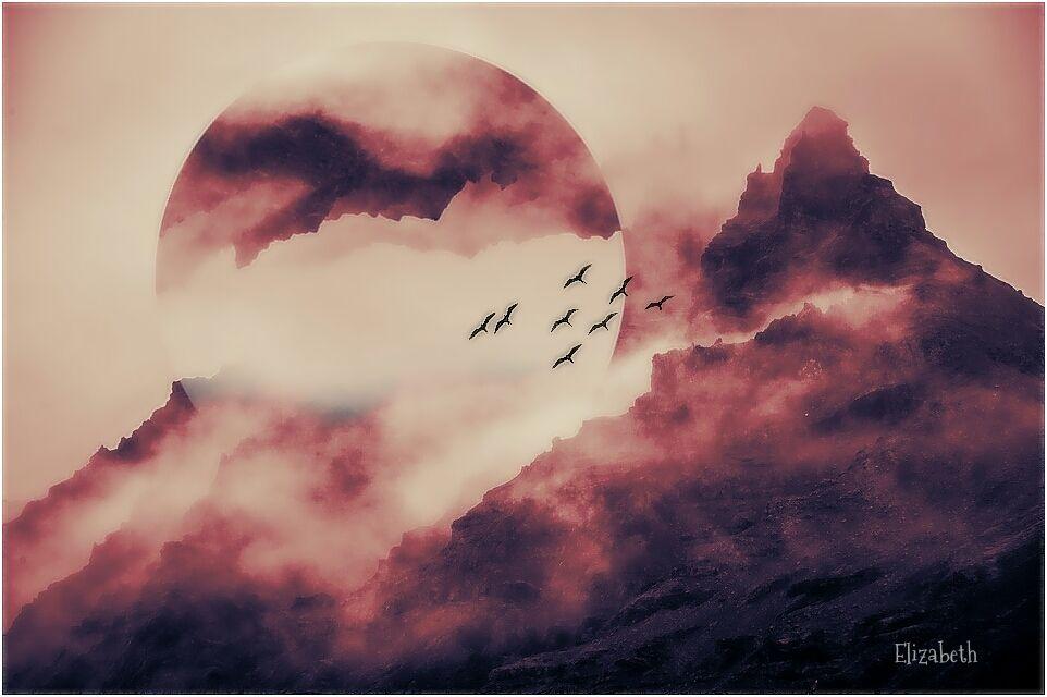 Photo in Random #landscape #shape #mountain #editing #artistic #creative