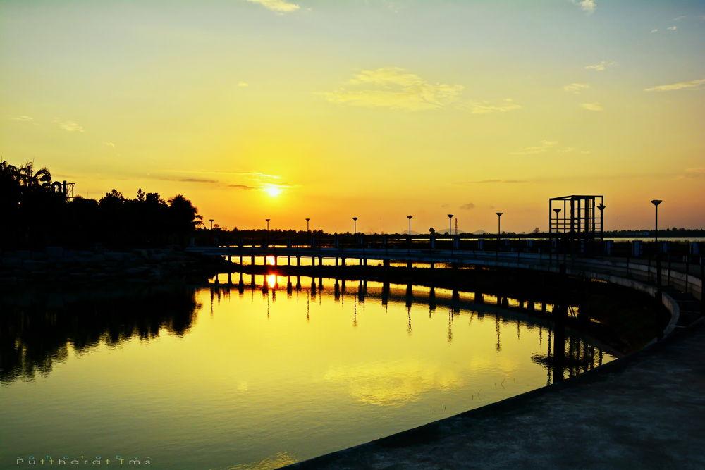 Photo in Landscape #sunset #twilight