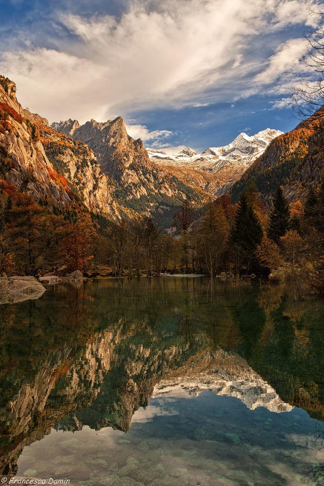 Photo in Landscape #italia #italy #val di mello #lombardy #alps #lake #alpine lake