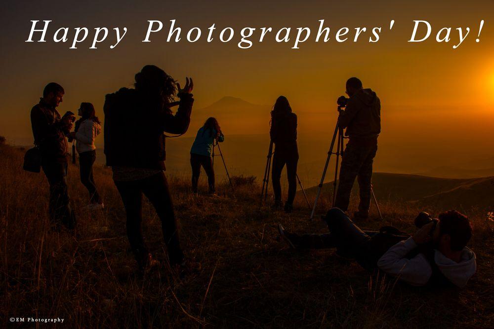 Photo in Random #happy photographers' day!