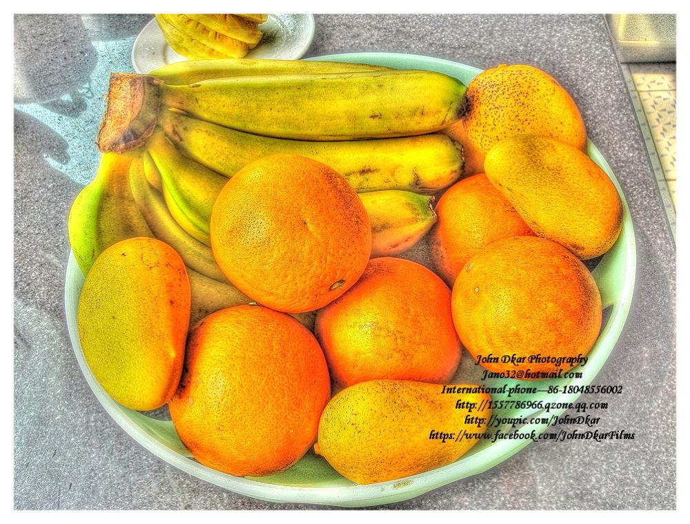 Photo in HDRI #fruits #suining #sichuan #china #johndkar
