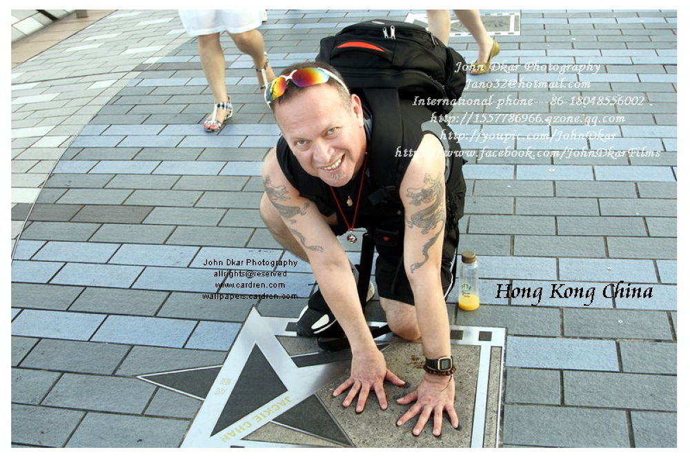 Photo in Random #hong kong #avenue #china #stars #harbor #johndkar
