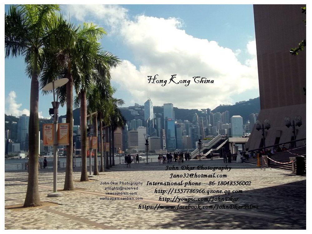 Photo in Cityscape #hong kong #china #johndkar #trip