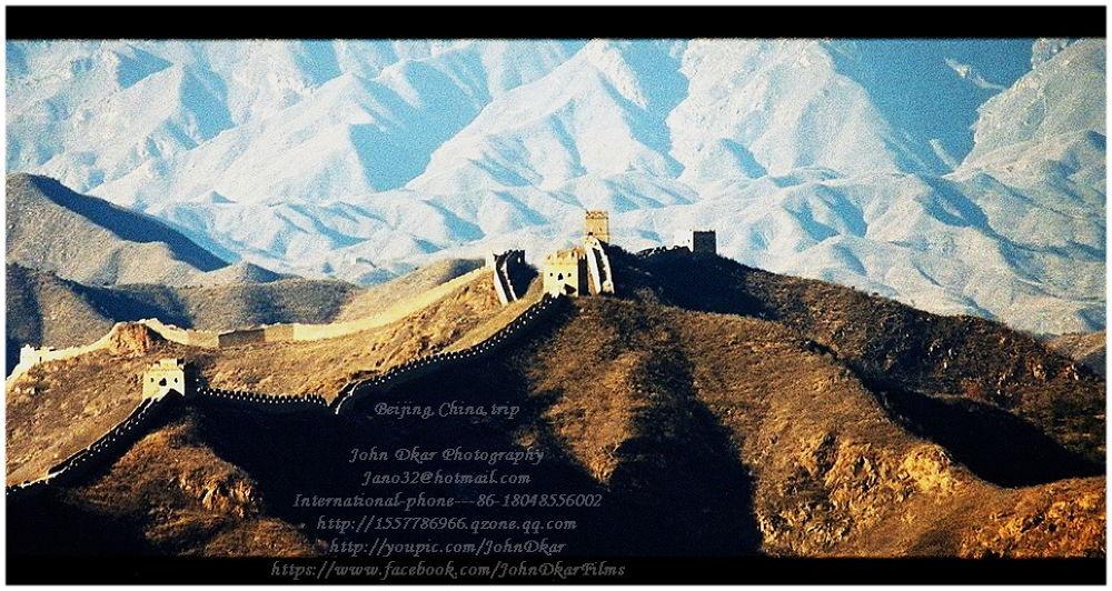 Photo in Random #beijing #china #documentary #great wall #johndkar