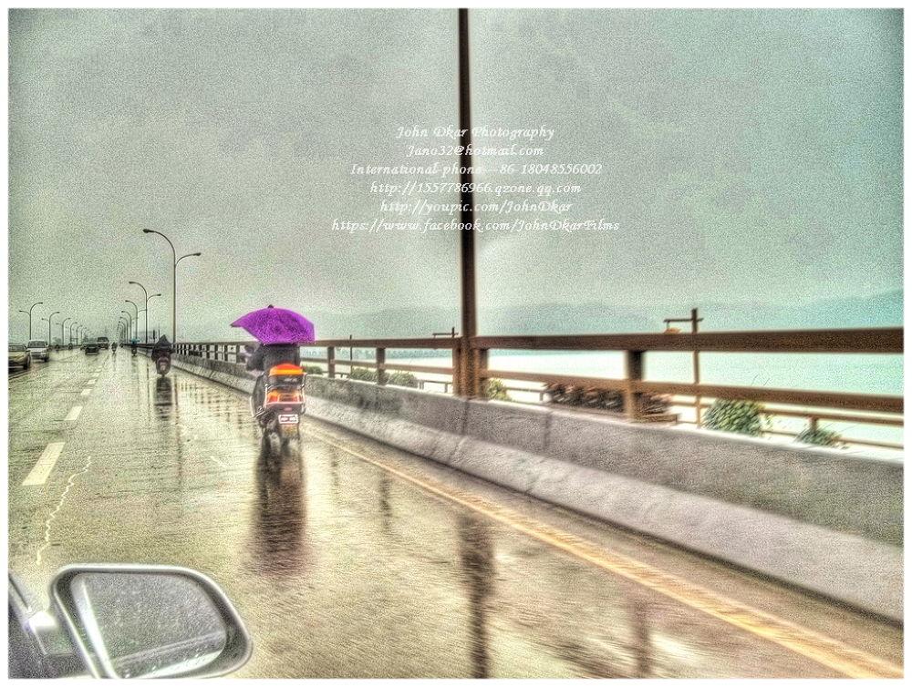 Photo in HDRI #suining #sichuan #china #bridge #johndkar
