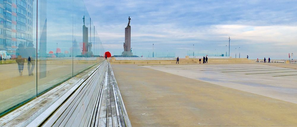 Photo in Cityscape #ostende #oostende #monument #cityscape