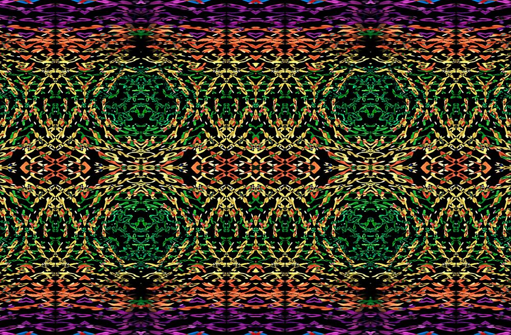 Photo in Abstract #tapestry #abstract #experimental #pattern #patterns