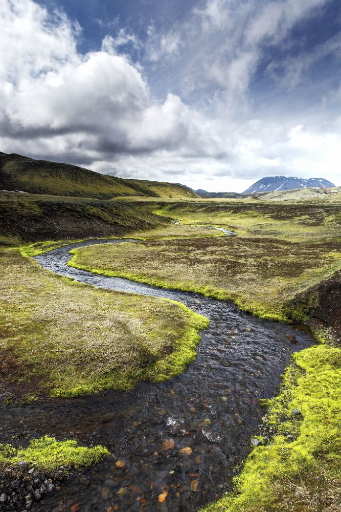 Photo in Landscape #iceland #islande #sky #water #snow #canon #5d