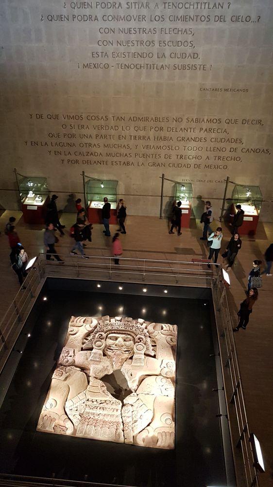 Photo in Architecture #templo mayor #méxico #aztecas #museo templo mayor