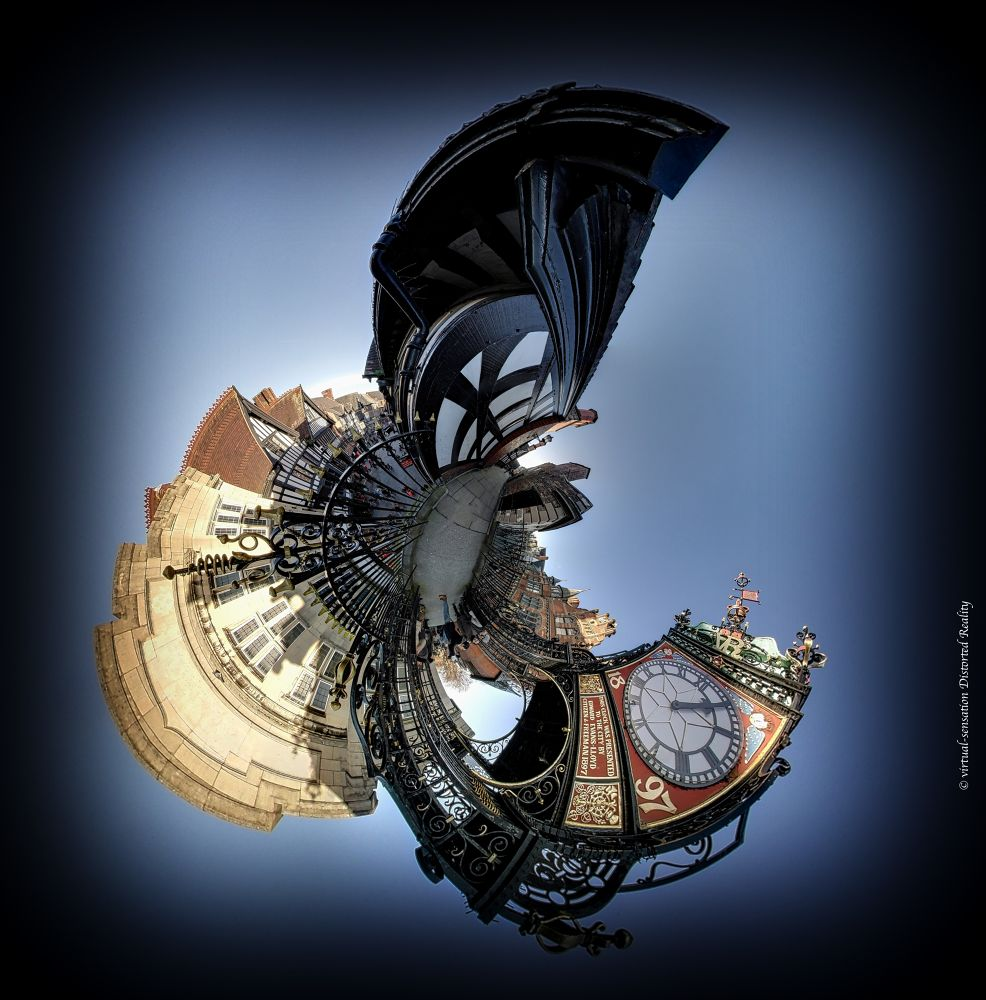 Photo in Random #time #clock #art #distorted #reality