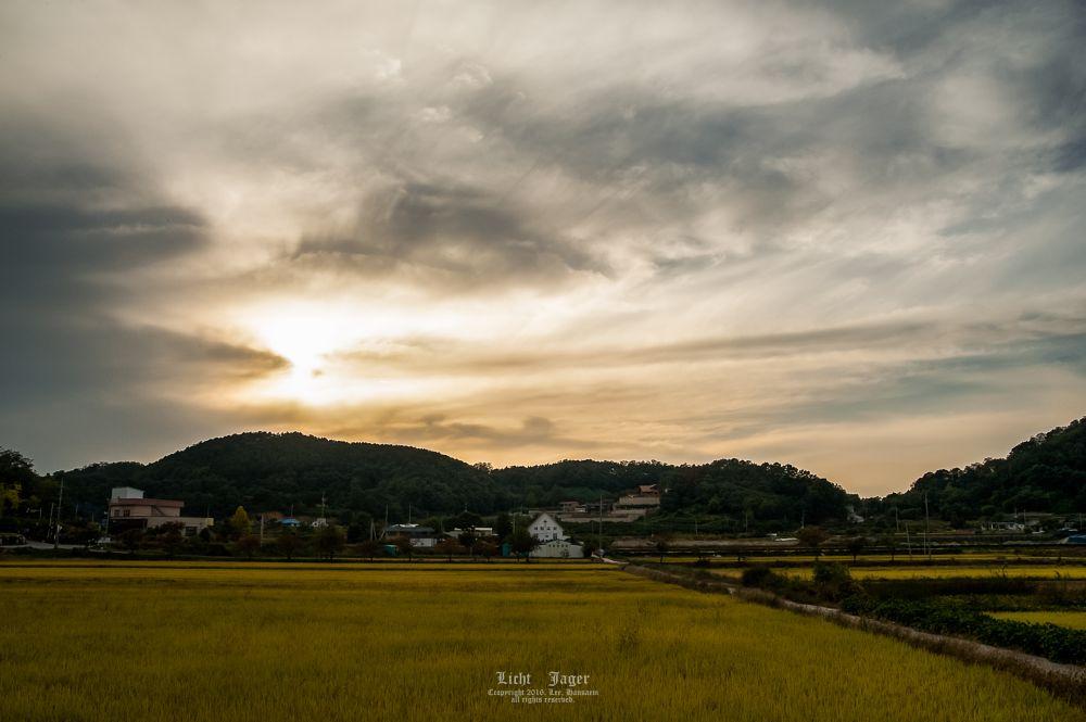 Photo in Landscape #sunset #landscape #country #photo
