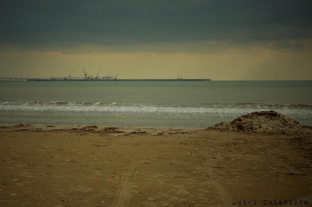 Photo in Sea and Sand #manfredonia #sea